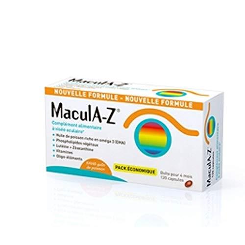 Horus Pharma - Macula Z - Boite De 120 Capsules