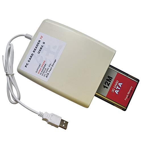 USB to ATA PCMCIA Flash Disk Memory Card Adapter 68PIN CardBus Adapter...