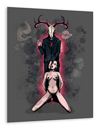 Deer Daddy Series 2: Perfect Fine Art Print