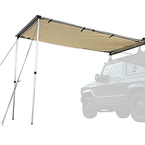 ジムニー カーサイドタープ カーサイドオーニング キャンプ用品 アウトドア 車中泊
