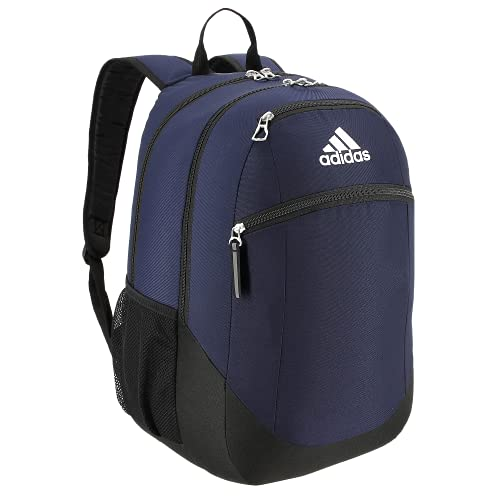 adidas Unisex Striker II Team Backpack, Team Navy Blue, One Size