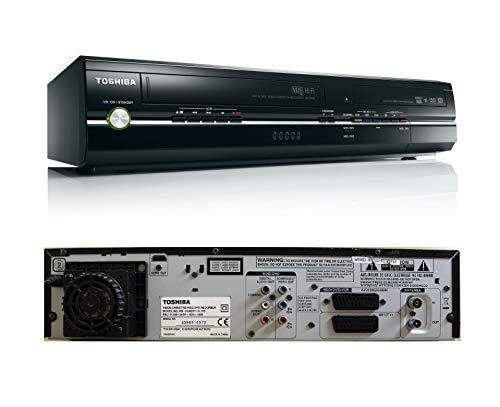 Toshiba RDXV48 - Grabadora de DVD y VHS (160 GB, HDD)