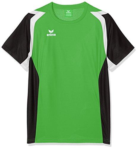 erima Kinder Razor 2.0 T-Shirt, Green/Schwarz/W, 152