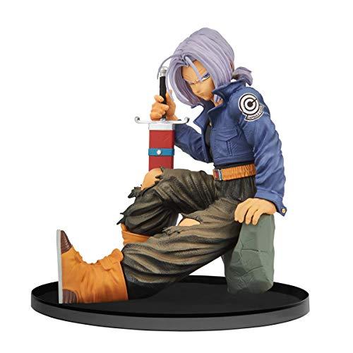 Banpresto 35884 Dragon Ball Z World Colosseum2 Vol.8 Trunks Figure, Multicolor