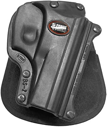 Fobus BS2 Standard Holster for Bersa Firestorm 380 Thunder 380 includes CC Combat Plus series product image