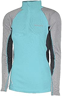 ThermaTech Womens Ultra Baselayer Long Sleeve 1/4 Zip