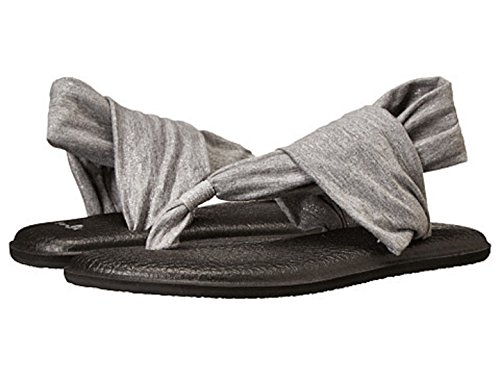 Sanuk Yoga Sling 2 Sandalias metálicas para mujer, color, talla 40 EU