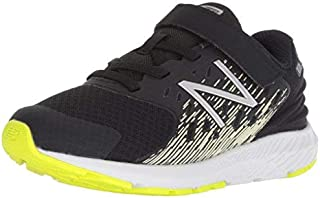 New Balance Boys' Urge V2 FuelCore Running Shoe Black 2 W US Infant [並行輸入品]