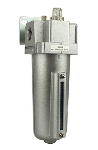 1/2' LUBRICATOR air in line OILER compressed air compressor air tools