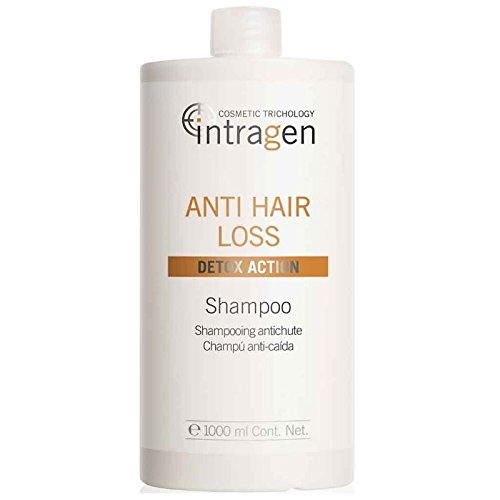 Intragen cosmetic trichology anti pérdida de cabello Champú 1000ml