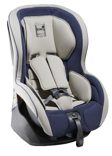 Kiwy SP1 13011KW06B - Seggiolino auto per bambini, gruppo 1 (9/18 kg), con sistema di sicurezza SA-ATS, certificato ECE R44/04, colore: Blu...