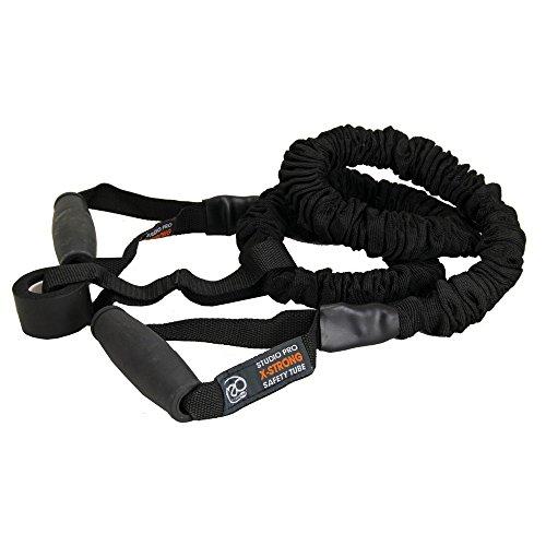 Fitness Mad Studio PRO Safety Corda di Resistenza, Extra Forte