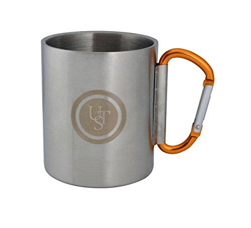 ust Unisex KLIPP Biner Mug 1.0, Edelstahl, Einheitsgröße