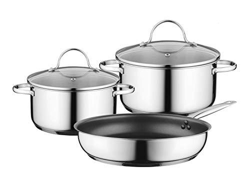 Neff Z943SE0 Cookware Set Pots and Pans Kitchen Induction Hob