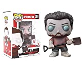 Funko – pdf00005525 – Pop – Shaun of The Dead – Zombie Ed 241 – Negro/Gris...