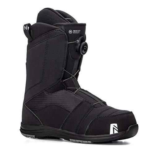 Nidecker Ranger Boa Snowboard Boots 2020 Black 11
