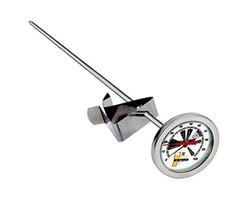37cm lang Brauen Thermometer Temperaturbereich von 0–100°C