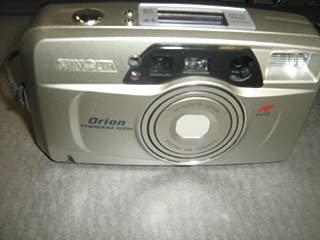 Minolta Co., Ltd. Minolta Orion Freedom Zoom w/AF Date Minolta Lens Zoom 38-105mm 35mm Film Camera