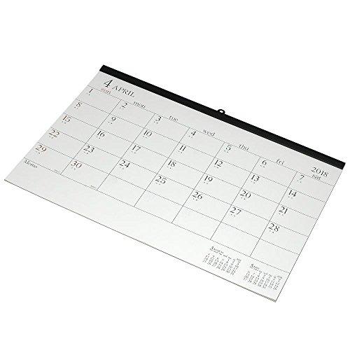 エトランジェディコスタリカ カレンダー 2018年 4月始まり 壁掛 A2 CLG43-A2-01