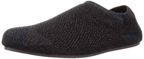 [グンゼ] ルームシューズ UCHI-COLLE ウチコレ 大人のうわばき 深履きタイプ ADK951 レディース ミックスブラック 日本 22-23 (日本サイズS-M相当)