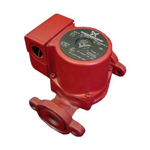 Grundfos 59896341 UPS15-58FC Super Brute Circulator, Red