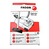 Fagor Bolsas Aspirador VCE-340