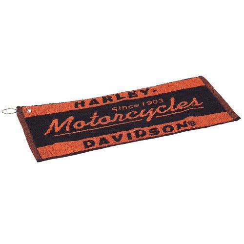 Harley-Davidson Motorcycles Bar Towel - HDL-18502