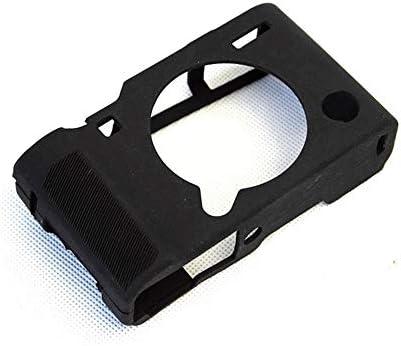 Camera Protective Body Cover Case geschikt for Fujifilm XA10 XA3 XA3 XA10 zachte siliconen beschermhoes compatibel for Fuji XA3 XA10 ColorBlack