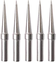 5X ShineNow ET Replacement Soldering tips for WELLER WESD51 WES51 WE1010NA PES50 PES51 (ETS)