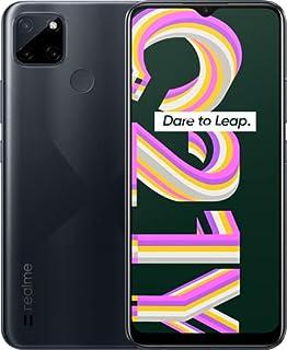 Realme C21Y Dual SIM 64GB, 4GB RAM, 4G LTE- 6.5 Inches, Black