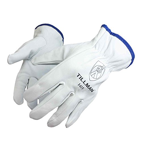 Tillman 1415L Top Grain Goatskin Drivers Gloves - L Photo #1