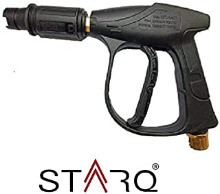 STARQ Pressure Gun for W3 Old and New (Foam Lance Compatible, Black)