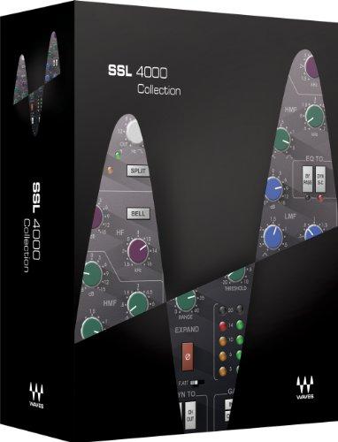 【並行輸入品】 WAVES SSL 4000 Native ◆ノンパッケージ/ダウンロード形式