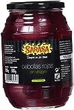 Sarasa Cebollas Rojas en Vinagre - Paquete de 6 x 1400 gr - Total: 8400 gr...