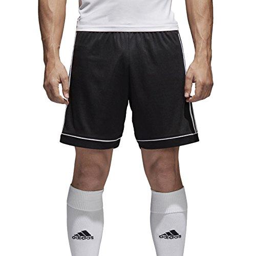 adidas Herren Squad 17 SHO Sport Shorts, Black/White, L