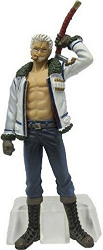 One Piece Marine Absolute Justice Figures w/ Base-4\