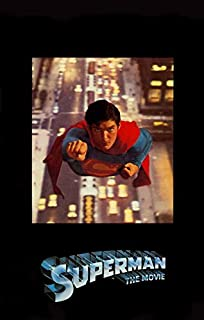 Superman: The Movie POSTER Movie (11 x 17 Inches - 28cm x 44cm) (1978) (Style D)