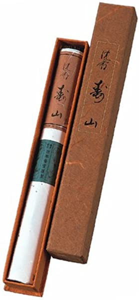 Nippon Kodo Jinkoh Juzan Aloeswood Long Stick Incense 100 Sticks