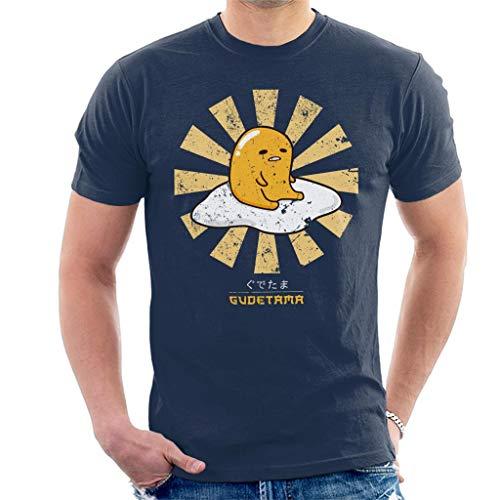 Gudetama Retro Japanese Men's T-Shirt