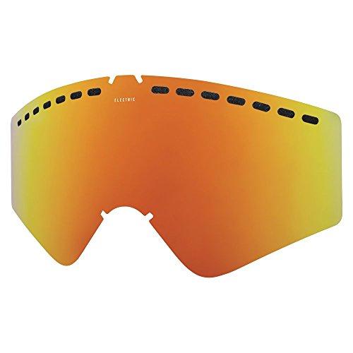 Electric Visual EGV Brose/Red Chrome Snow Goggle Lens