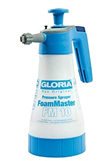 Gloria 000655.0000 FoamMaster FM10 Pulvérisateur manuel, Bleu, 1 litre (B003Y7FYNY) | Amazon price tracker / tracking, Amazon price history charts, Amazon price watches, Amazon price drop alerts