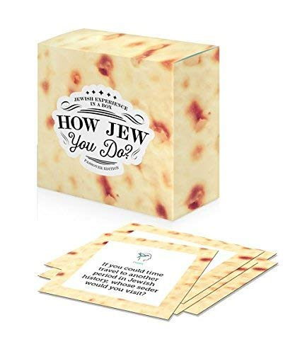 Price comparison product image How Jew You Do: The Passover Edition