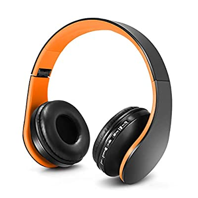 ZAPIG Wireless kids headphones with Microphone, Children's Wireless Bluetooth Headphones, Foldable bluetooth Stereo over-Ear kids headsets by Zapig