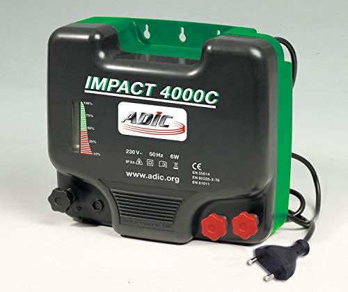 Horizont Impact 4000 - Elettrificatore per recinto, 230 V