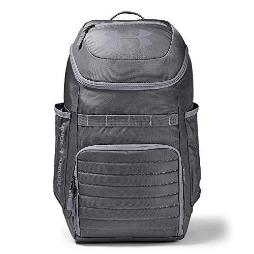 Under Armour Undeniable 3.0 Backpack,Graphite (040)/Steel, One Size Fits All Fits All
