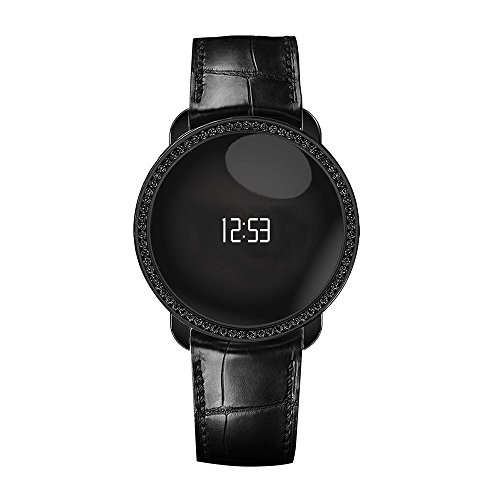 MyKronoz 813761021562 Smartwatch, Black/Black, Universel