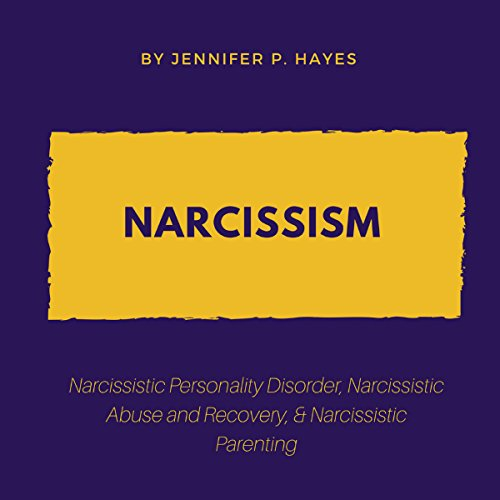 Narcissism: 3 Books in 1 cover art