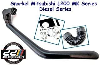 4x4 Off Road Snorkel Kit Fits For Mitsubishi Triton L200 MK 1996-2004 Diesel SMT96A