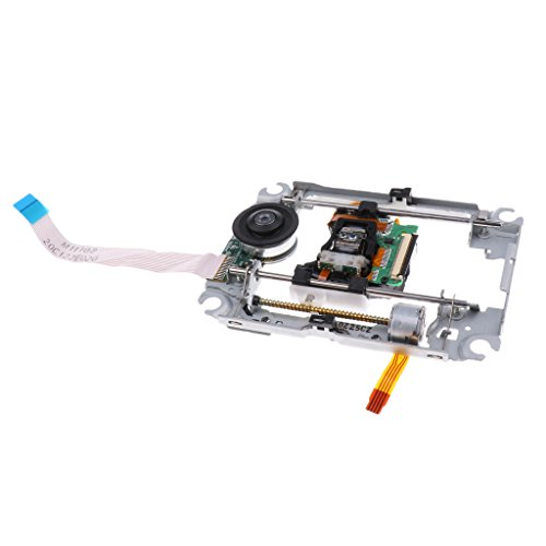 figatia Cabeça de Panela de 1 Pacote com Deck KEM 450AAA Substituto para PS 3 Slim