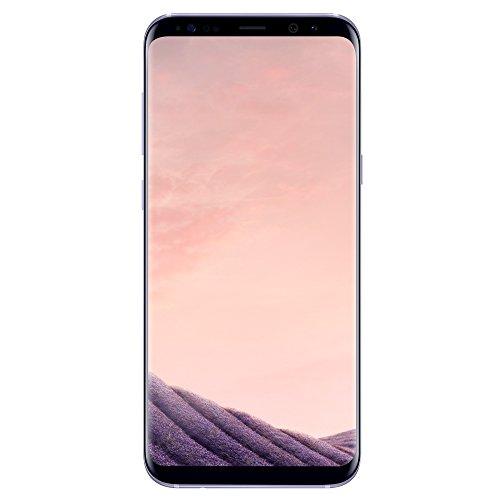 Samsung Galaxy S8+ Smartphone, Orchid Gray, 64 GB Espandibili [Versione Italiana]